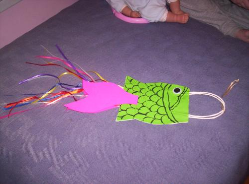 Fish Windsock