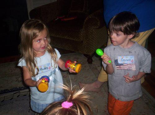 Kindermusik friends