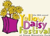 Yellow Daisy Festival, Stone Mountain, Georgia