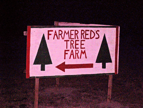 Farmer Red's Christmas Tree Farm