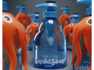 Squid Soap