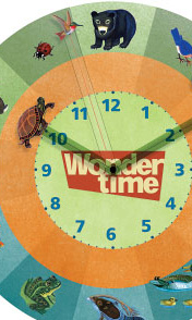 Wondertime.com's First Clock for Children