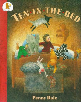 Ten in the Bed, illustrated by PennyDale