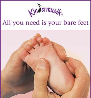 Your bare feet!