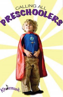 SupermanPreschooler