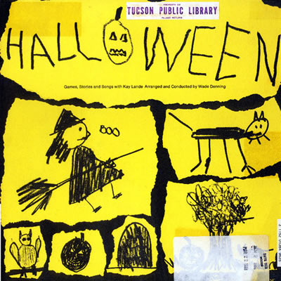 "Album Cover for ""Halloween"""