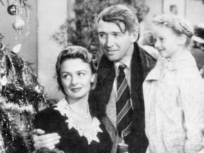 It's a Wonderful Life - a *wonderful* movie!