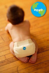 The gDiaper - the breathable diaper you can flush