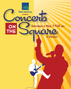 Concerts on the Square in Decatur