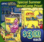 Summer KidsPack - special price for Summer Movie Camp